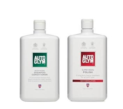 Picture of Shampoo & Polish Deal ( BSC 1ltr & SRP 1ltr)