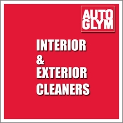 Picture for category Autoglym Interior Cleaners & Exterior Cleaners
