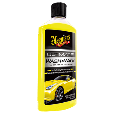 Picture of Meguiars Ultimate Wash & Wax 473ml