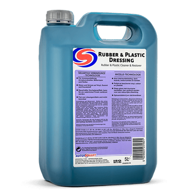 Picture of Rubber & Plastic Dressing 5ltr Autosmart