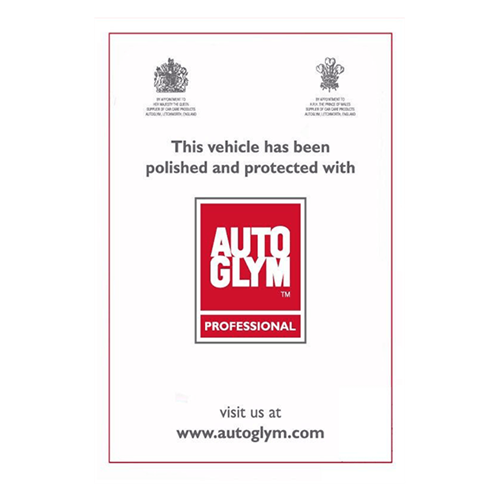 Picture of Autoglym Floor mats (200)