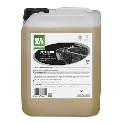 Autoglym Products Autoglym Polish Autosmart Uk Supply Direct Autoglym Interior Cleaner 5