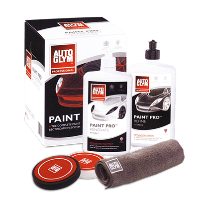 Picture of Paint Pro Collection Starter Kit by Autoglym