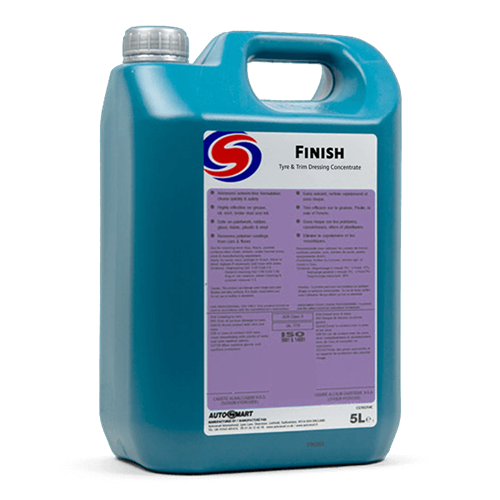 Picture of Finish 5ltr (Autosmart water based dressing)