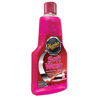 Picture of Meguiars Soft Wash Gel 473ml