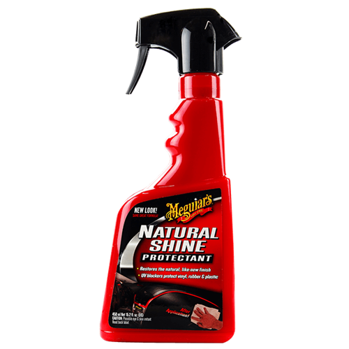 Picture of Meguiars Natural Shine 473ml
