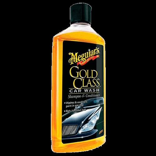 Picture of Meguiars Gold Class Wash Shampoo & Conditoner  473ml