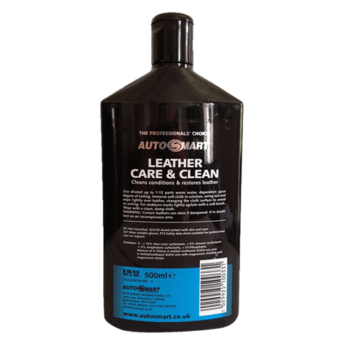 Picture of Leather Care & Clean 500ml