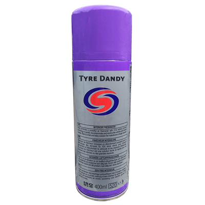 Picture of Tyre Dandy 400ml (Autosmart foam tyre dressing)
